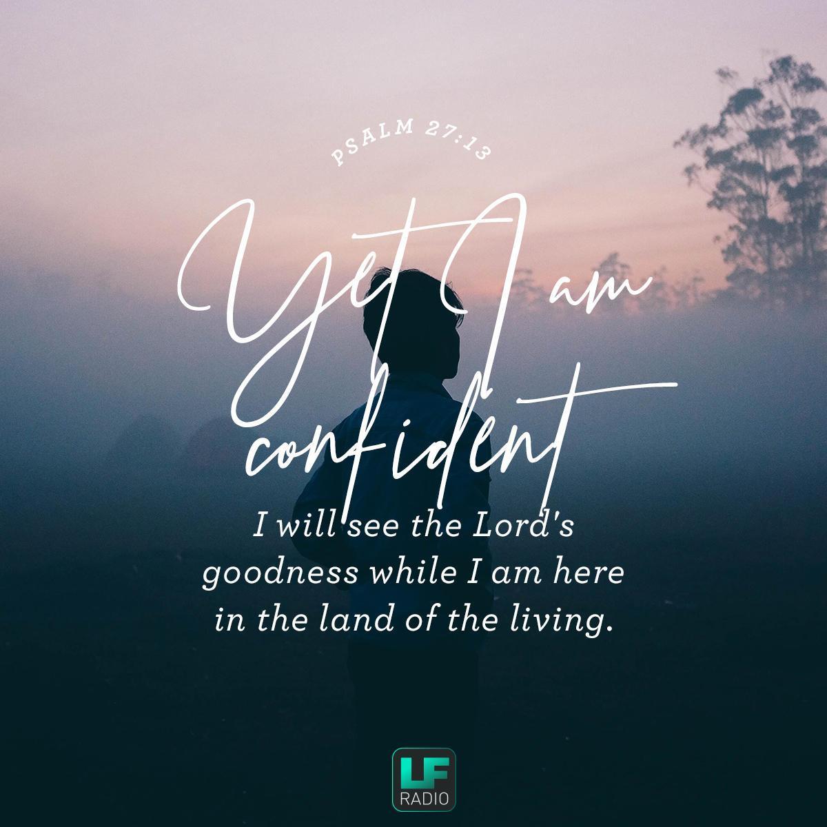 Meditation on Psalm 27   GoCorps