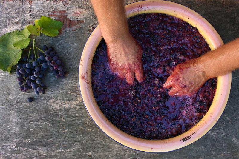Making New Wine