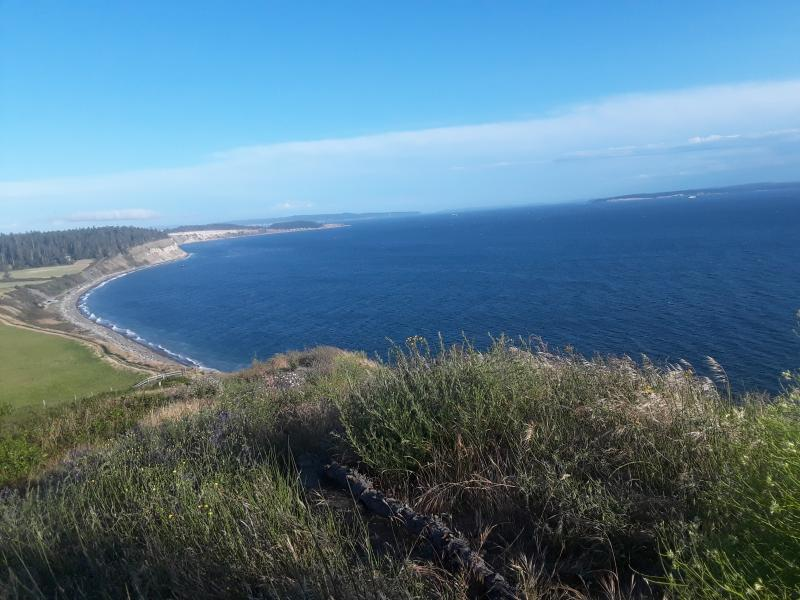 The Bluff at Ebey's Landing